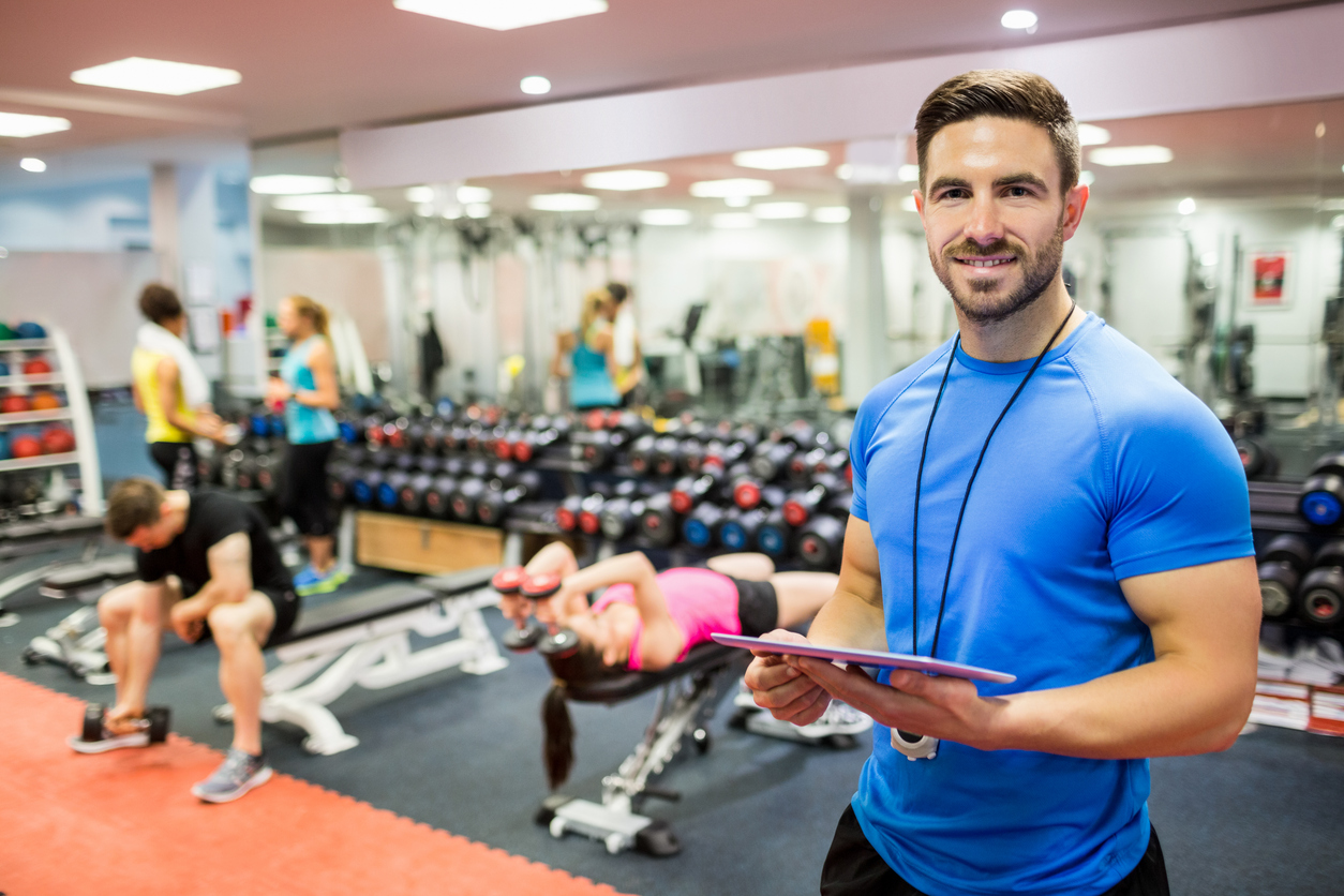 L2 Fitness Instructor (Gym)- REPs (10017)